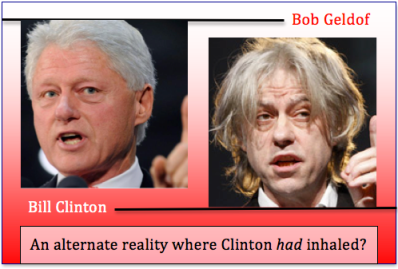 Clinton Geldof