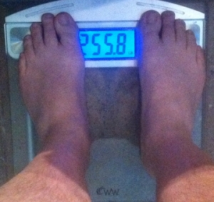 weekly weigh-in 022413