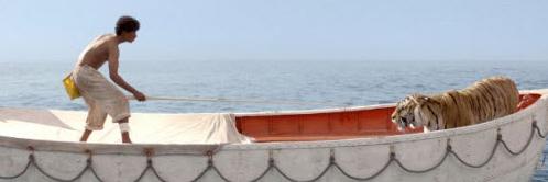 Life of Pi at sea