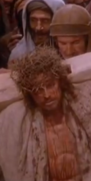 Last Temptation of Christ - Passion scene