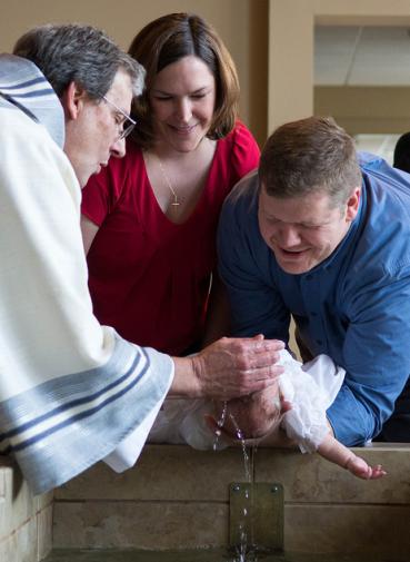 Catherine Baptism