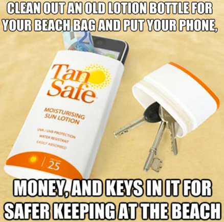 Suntan Safe