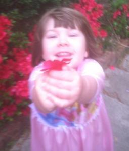 Flower child Ava