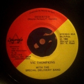 vic thompkins