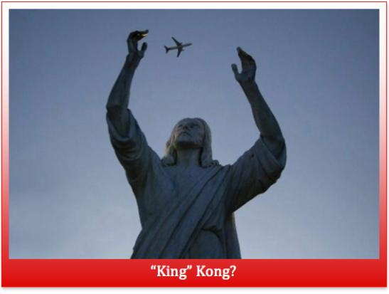 """King"" Kong"