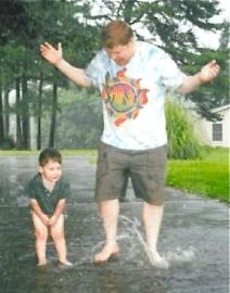 Rainy Day Aidan