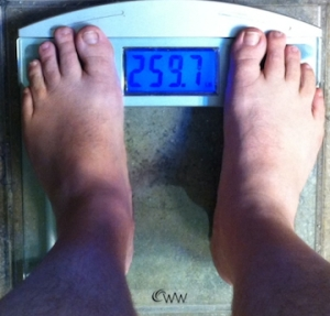 weekly weigh-in 051913