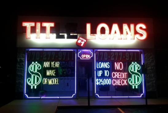 Tit Loans