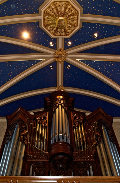 Cathedral of the Assumption - Pipe organ