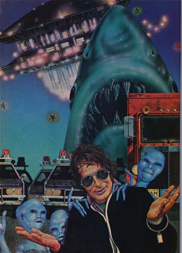 Starlog - Spielberg Imagination