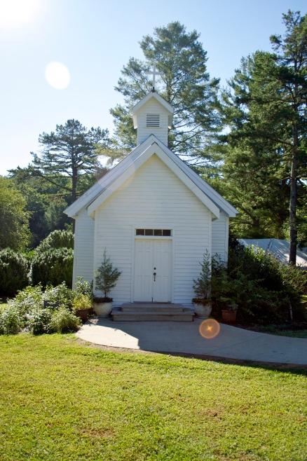Covecrest chapel (front)