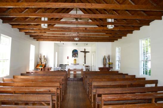 Covecrest chapel (interior)