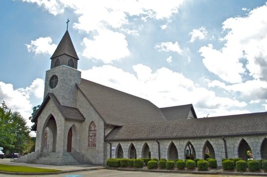 Snellville UMC chapel