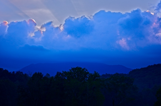 Blue Blairsville Sunrise