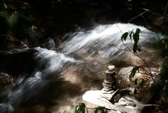 Raven Cliff cascade
