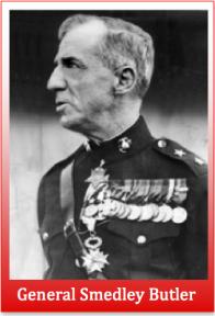 Gen. Smedley Butler