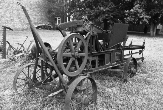 Rustic Farm Tool
