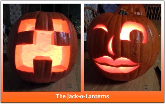 Jack-o-Lanterns 2013