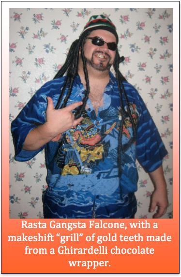 Rasta Gangsta Falcone