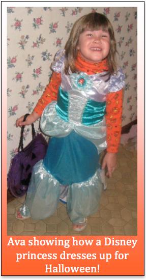 Halloween Ariel