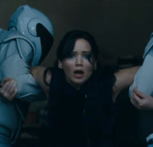 Katniss Carried Away