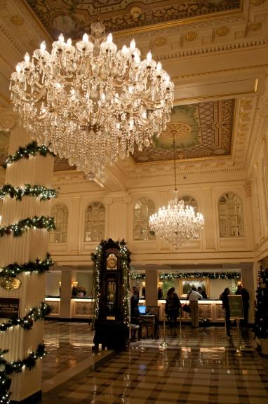 Monteleone lobby