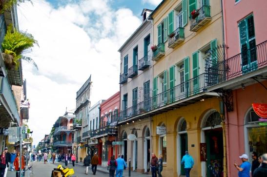 Royal Street, New Orleans