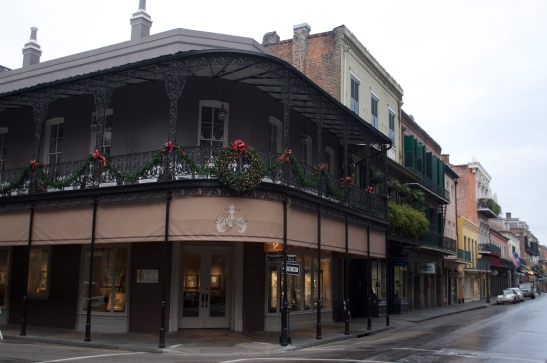Decatur Street corner