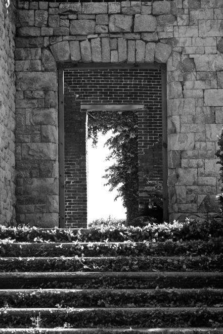 Dungeness doorway