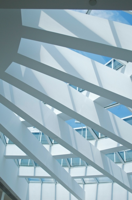 High Museum skylight