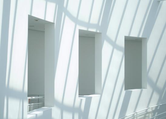 High Museum windows