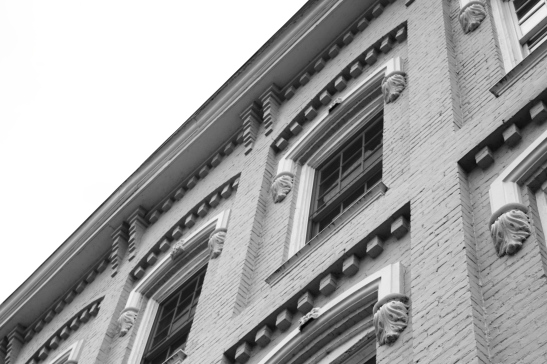 Owego windows B&W