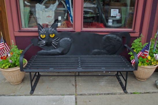 Owego Cat Bench