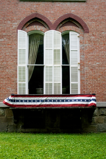 Owego Americana window
