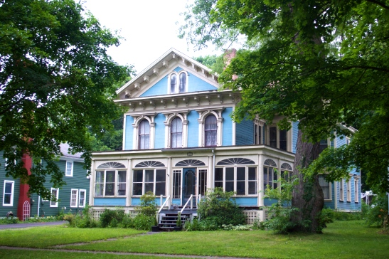 Owego blue house II