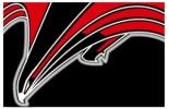 Falcone's Falcons logo