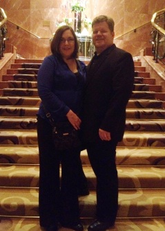 Christy & Me at the Four Seasons